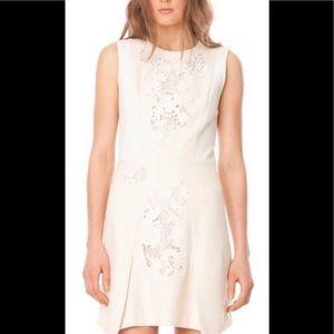 Tibi silk and wool dress